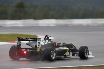 Nurburgring European Formula 3: Lando Norris blitzes wet qualifying