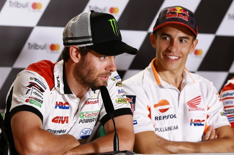 Crutchlow: Finger injury from knife could stop me riding at Misano