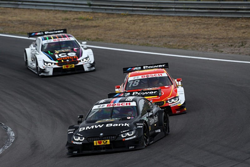 BMW announces 2016 DTM driver and team line-up