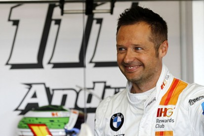 Andy Priaulx parts ways with BMW after 13 years together