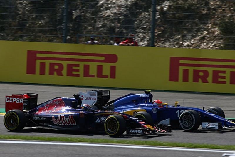F1 rookie Max Verstappen wins FIA award for Belgian GP overtake