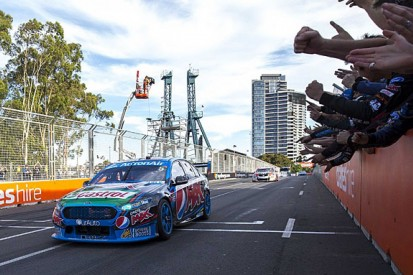 Mark Winterbottom wins his first V8 Supercars championship