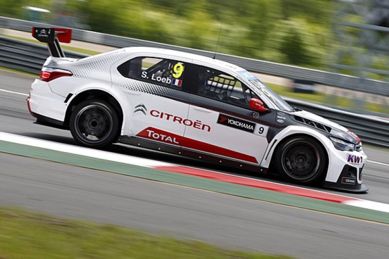 Citroen says it did not fire Sebastien Loeb from its WTCC team