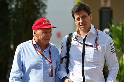 Talk of a rift at the top of Mercedes F1 team 'rubbish' - Toto Wolff
