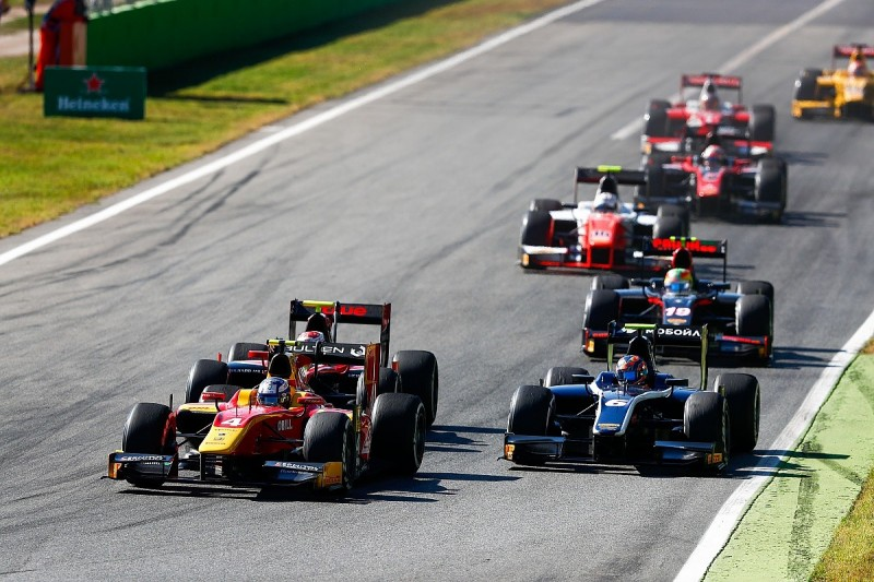 Formula 2 set for boost in Formula 1 superlicence points revamp
