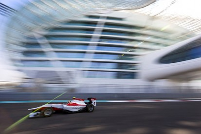 Charles Leclerc back on top on final day of Abu Dhabi GP3 testing