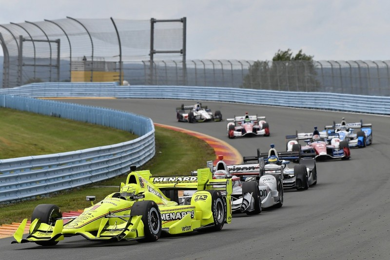 Pagenaud: Defending IndyCar title more difficult than 2016 crown