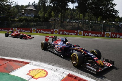 Toro Rosso completes deal to run 2015 Ferrari F1 engine next year