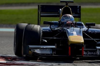 Nicholas Latifi fastest on day two of GP2 Abu Dhabi test