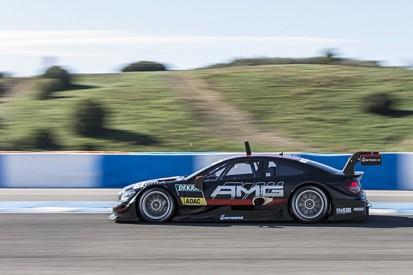 Kevin Magnussen surprised by grip in DTM after maiden Mercedes test