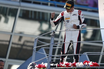 Mercedes F1's Russell wants GP3 title sealed a round early at Jerez