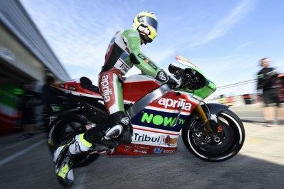 Aprilia MotoGP team must 'give everything or quit' - Espargaro