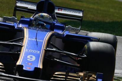 Sauber's 2018 Formula 1 car 'completely different' to 2017 design