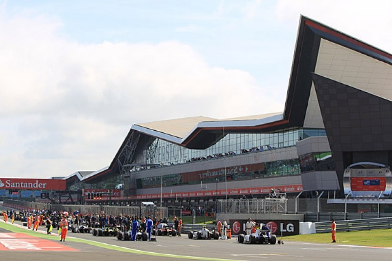 Jaguar Land Rover yet to make formal offer to purchase Silverstone