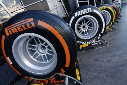 F1 tyre choices to be kept secret until two weeks before GPs in 2016
