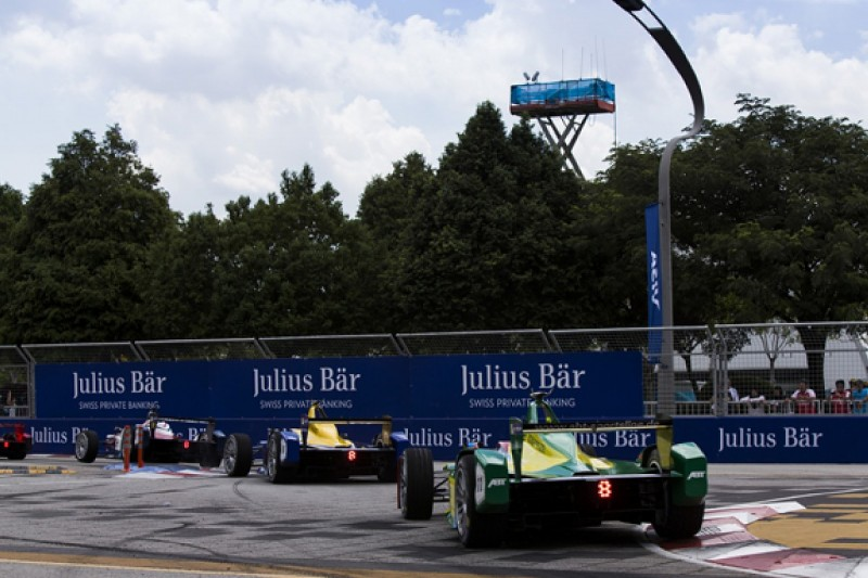 Formula E wants to grow to '15 or 16 races' by fifth season