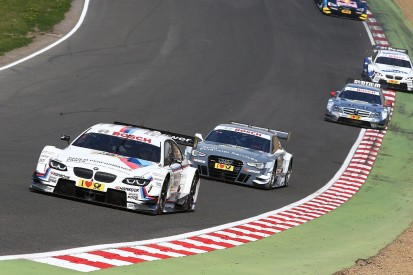 DTM willing to add more countries to court new manufacturers