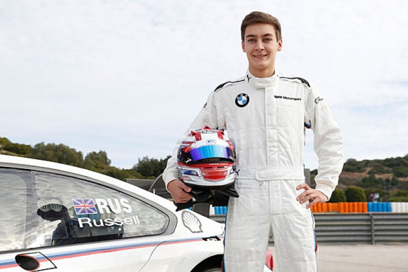 DTM qualifying runs 'a tall order' in testing - George Russell