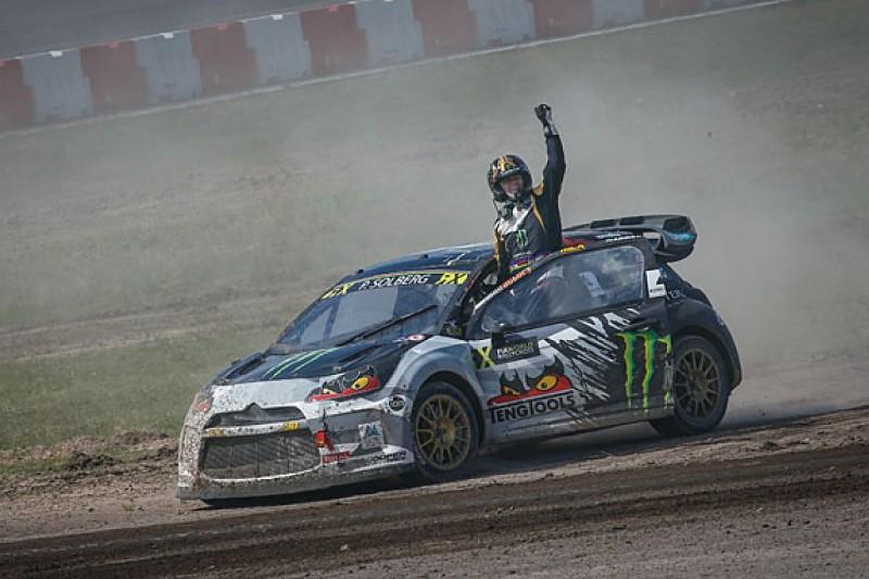 World Rallycross champion Petter Solberg chasing manufacturer deals