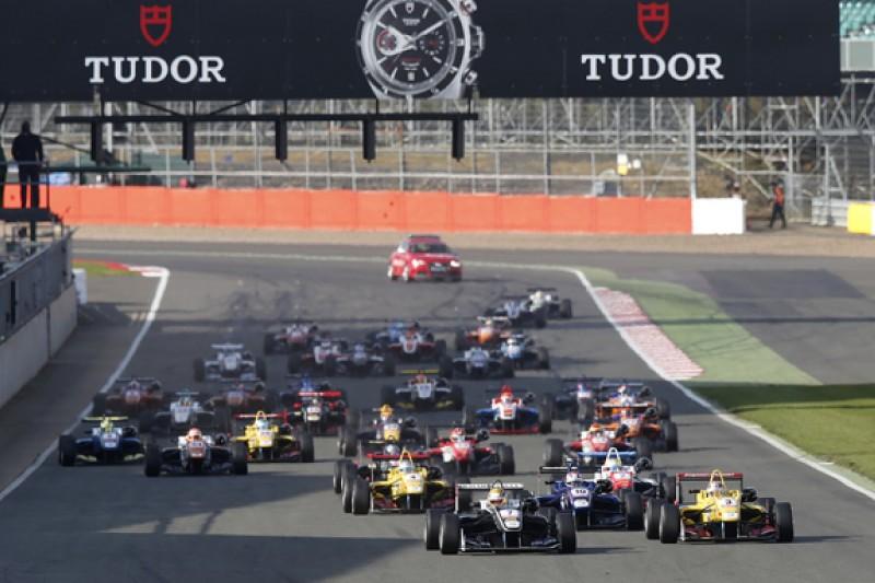 Silverstone dropped from Formula 3 European Championship calendar