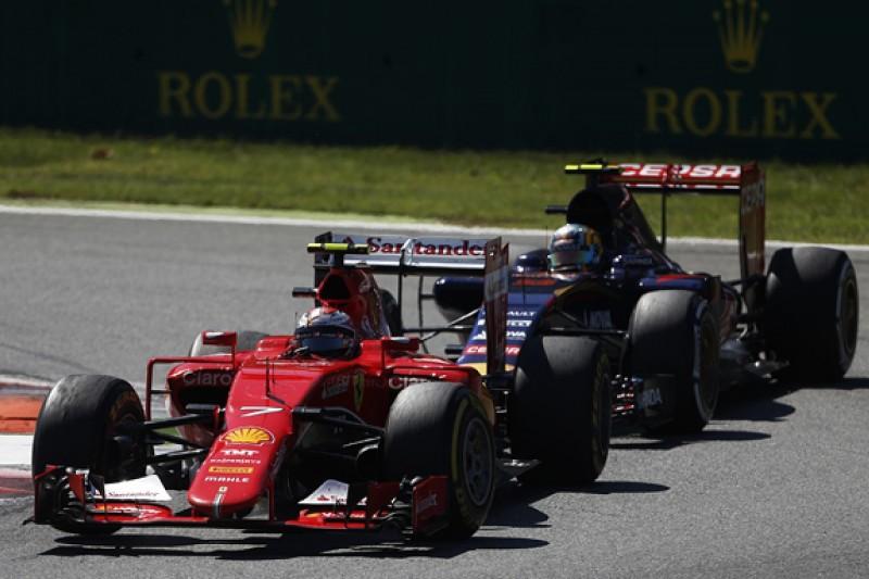 FIA clears Ferrari/Toro Rosso Formula 1 engine deal for 2016