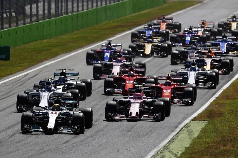F1 grid penalties keep things fair between teams - Force India