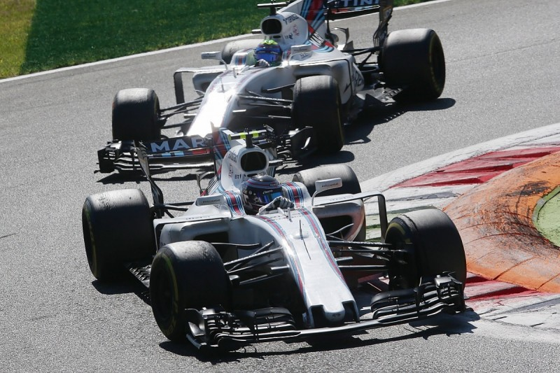 Massa and Stroll's last lap F1 Italian GP battle 'scary' - Williams