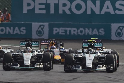 Lewis Hamilton: I've lost half a second in F1 to Nico Rosberg