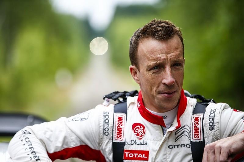 Meeke keeps Citroen seat for Rally Catalunya WRC round