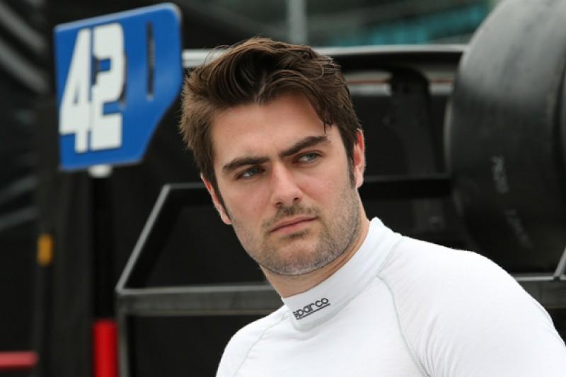 Indy Lights ace Jack Harvey closing on SPM IndyCar seat for 2016