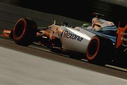 Late-2015 development freeze hurt Williams F1 team's form