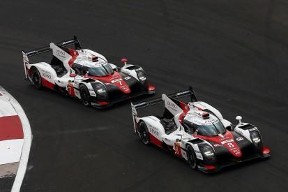 Mexico City WEC race just 'damage limitation' for Toyota - Davidson
