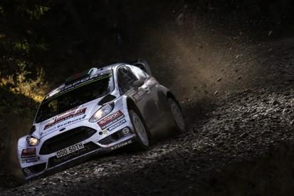 Elfyn Evans set for part-season M-Sport WRC deal in 2016