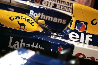 Williams F1 team reveals historic display for Autosport International