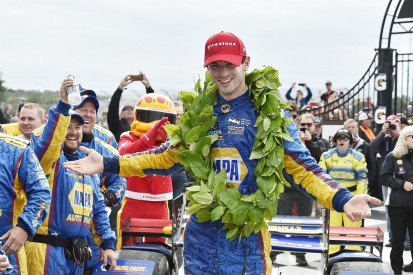 Watkins Glen IndyCar: Rossi takes first win since 2016 Indy 500