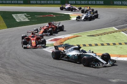 Mercedes: F1 title rival Ferrari was 'out of synch' at Italian GP