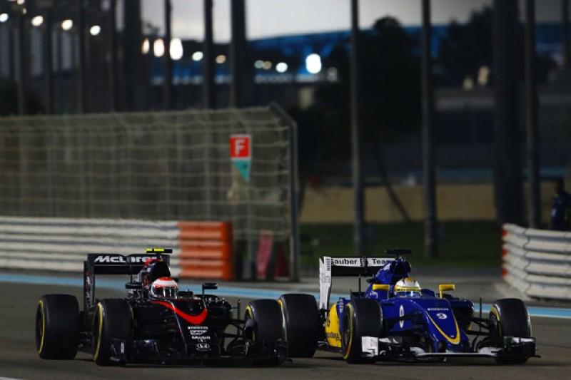 Sauber could become Honda Formula 1 customer in 2017