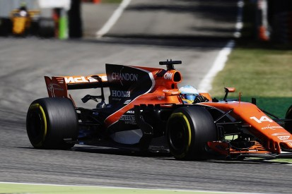 Fernando Alonso says FIA must have been having a beer in Italian GP