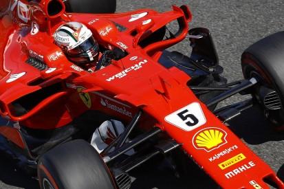 Sebastian Vettel couldn't trust Ferrari F1 car with problem at Monza