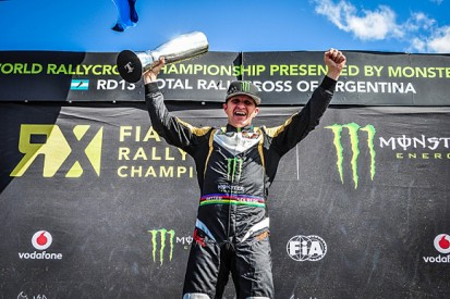 Argentina World RX: Petter Solberg seals title, Robin Larsson wins