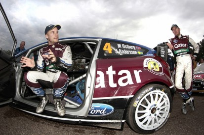 M-Sport replaces Tanak, Evans with Ostberg, Camilli for 2016 WRC