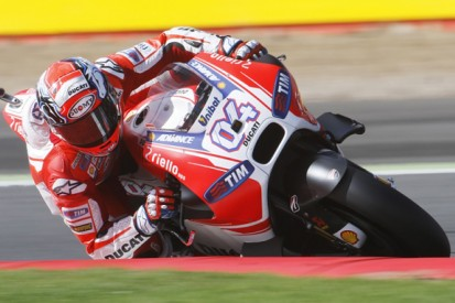 Late start to programme with 2015 MotoGP bike costly, Ducati admits