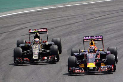 Red Bull/Renault 2016 F1 deal secure even if Lotus talks collapse