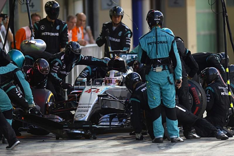 Abu Dhabi F1 GP: Lewis Hamilton regrets not taking strategy risk