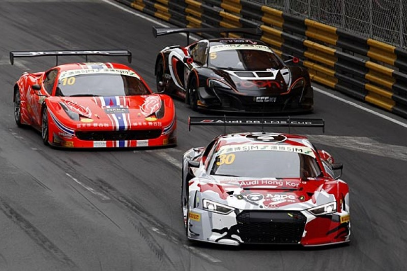 Audi increases production on new R8 GT3 racer due to high demand