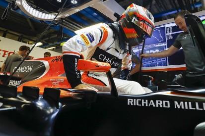 Stoffel Vandoorne gets Italian GP F1 engine change grid penalty