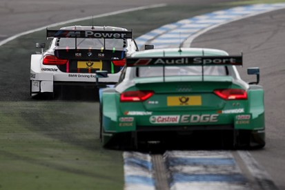 Audi and BMW reveal line-ups for DTM end of year test
