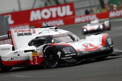 Porsche prepared to keep using team orders to win WEC LMP1 title