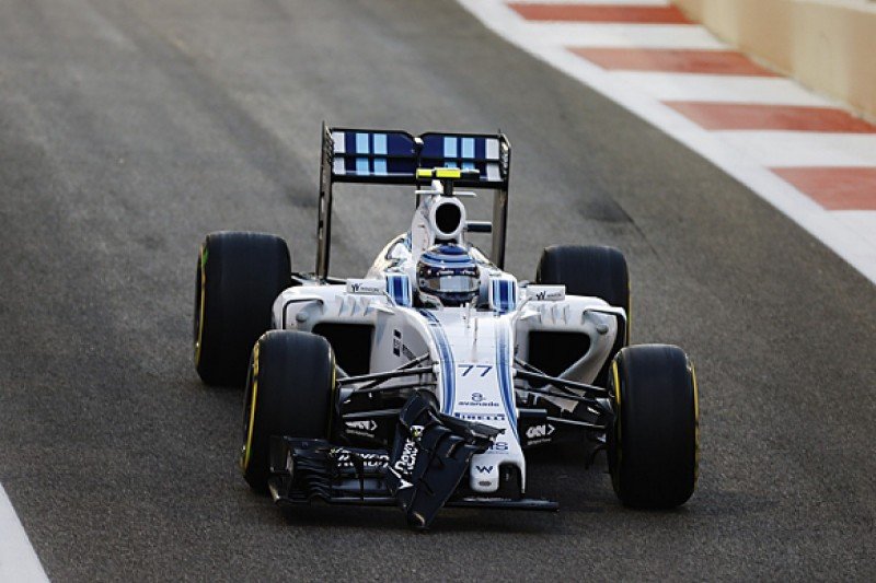 Smedley: Bottas released at right point in Button Abu Dhabi GP clash