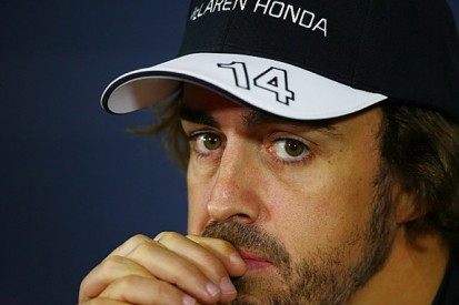 What is going on with Alonso and McLaren in Formula 1?